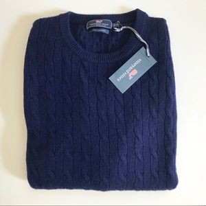 Vineyards Vines Wool Cashmere Men's Sweater